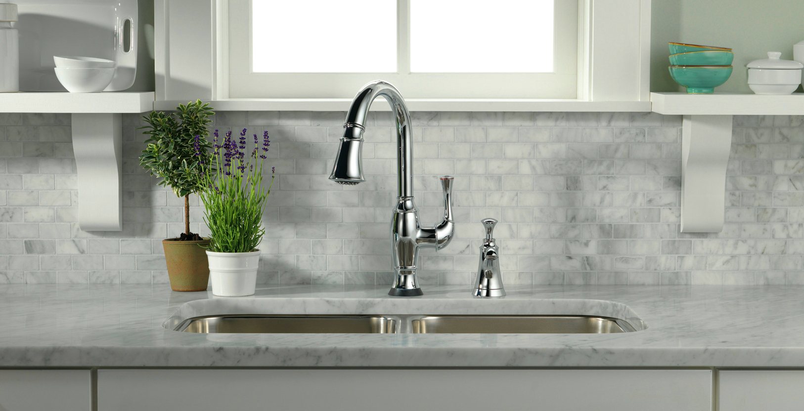 LF Sinks and faucets